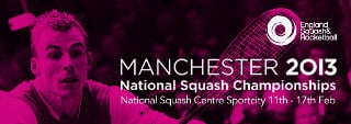 Manchester 2013 National Squash Championships